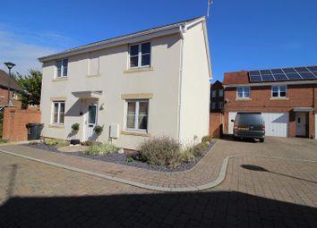 Thumbnail 4 bedroom detached house for sale in Dorney Road, Oakhurst, Swindon