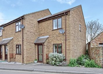 Thumbnail 2 bedroom end terrace house for sale in Priory Road, St. Neots