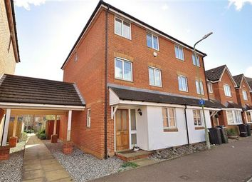 Thumbnail 4 bedroom end terrace house for sale in Fairview Drive, Ashford