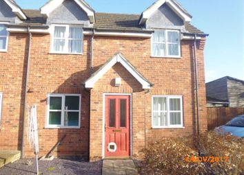 Thumbnail 2 bed property to rent in Bartholomew Close, Crowland, Peterborough