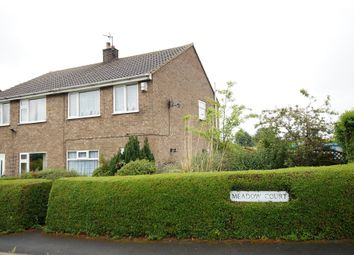 3 bed semi-detached house for sale in Meadow Court, Staxton, Scarborough YO12
