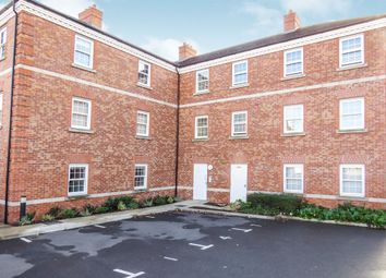 Thumbnail 1 bed flat for sale in Long Roses Way, Birstall, Leicester