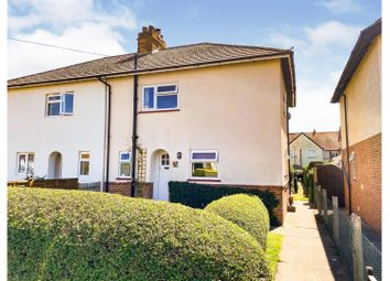 Thumbnail 3 bed semi-detached house for sale in Elmore Avenue, Lee-On-The-Solent
