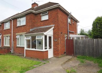 Thumbnail 3 bed semi-detached house to rent in Burcott Road, Hereford