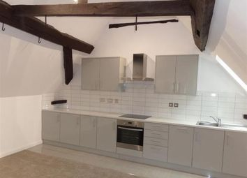 Thumbnail 1 bed flat to rent in Lombard Court, Lichfield