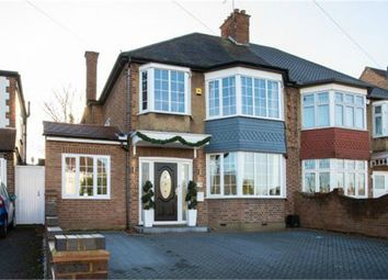 5 bed semi-detached house for sale in Winchmore Hill Road, London N21