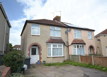 Thumbnail 3 bed semi-detached house for sale in Woodland Avenue, Kingswood, Bristol