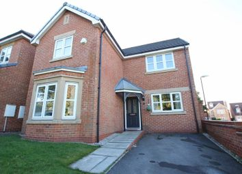 Thumbnail 3 bed detached house for sale in Palmer Close, Prenton, Wirral