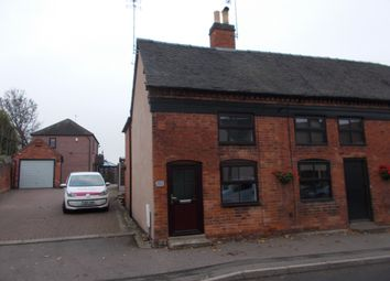 Thumbnail 2 bed cottage to rent in Main Street, Barton Under Needwood