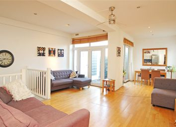Thumbnail 2 bed flat to rent in East Dulwich Road, Peckham Rye, London