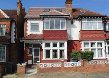 Thumbnail 5 bed semi-detached house to rent in Cornwall Avenue, Finchley Central