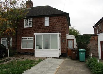Thumbnail Semi-detached house for sale in Whitemoss Close, Wollaton