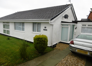Thumbnail 2 bed semi-detached bungalow for sale in Perth Y Paen, Llangefni, Isle Of Anglesey