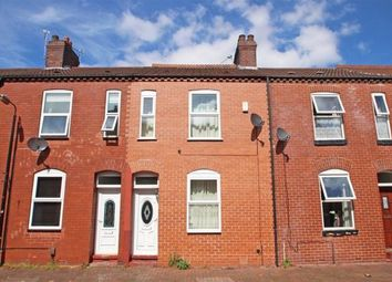 Thumbnail 2 bed terraced house for sale in Stephen Street, Urmston, Manchester, Greater Manchester