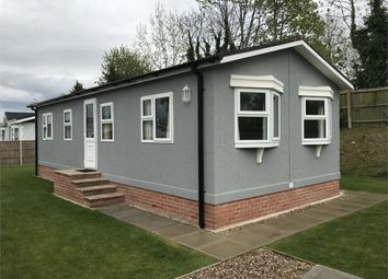 Thumbnail 2 bed mobile/park home for sale in Mill House Park, Worksop, Nottinghamshire