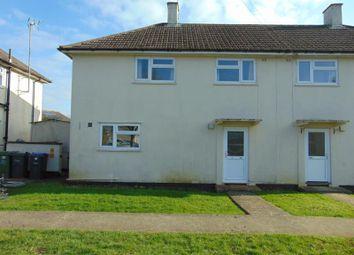 Thumbnail 3 bed semi-detached house to rent in York Road, Lyneham, Chippenham