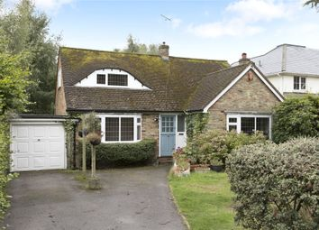 Thumbnail 3 bed detached house for sale in Heath Ridge Green, Cobham, Surrey