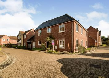Thumbnail 5 bed detached house for sale in Bridge Leys Meadow, Aylesbury