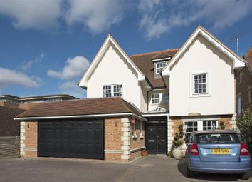 Thumbnail 6 bed detached house for sale in Allandale Avenue, London