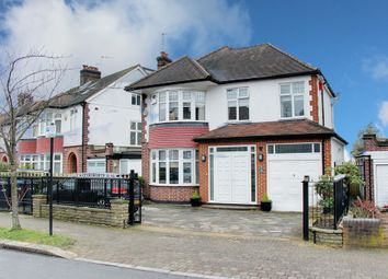 Thumbnail 4 bed detached house for sale in Ringwood Way, London