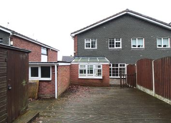 Thumbnail 3 bedroom semi-detached house for sale in Ashenhurst Road, Dudley