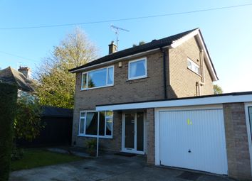 Thumbnail 3 bedroom link-detached house to rent in Thorpe Park Road, Peterborough