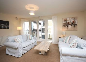 Thumbnail 2 bed flat to rent in Kimmerghame Drive, Edinburgh