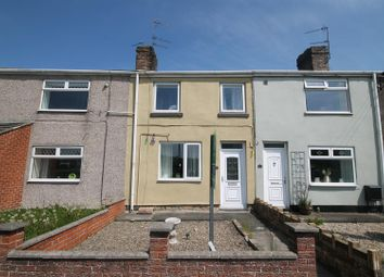 Thumbnail 3 bedroom terraced house to rent in Valley Terrace, Howden Le Wear, Crook
