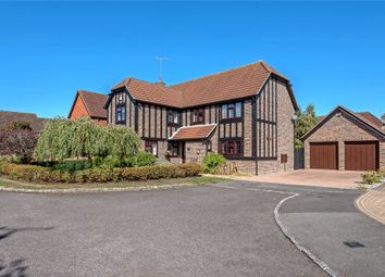 Thumbnail 5 bed detached house for sale in Cox Green, College Town, Sandhurst, Berkshire