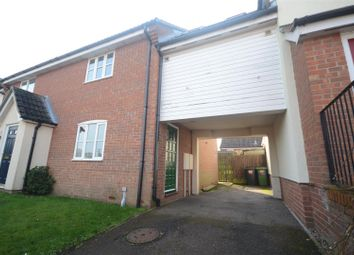 Thumbnail 2 bedroom semi-detached house for sale in Bee-Orchid Way, Rockland St. Mary, Norwich