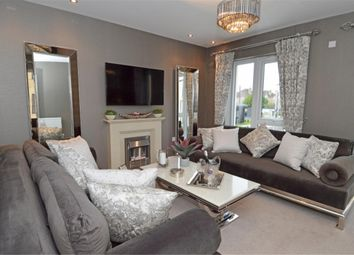 Thumbnail 4 bed town house for sale in The Hawkcombe, Bellway Homes, Mulberry Park, Combe Down, Bath, Somerset
