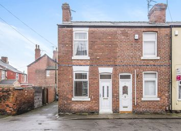 Thumbnail 2 bed end terrace house for sale in Wharncliffe Street, Hexthorpe, Doncaster