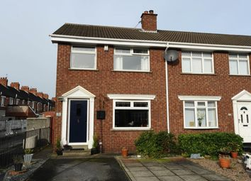Thumbnail 3 bed terraced house for sale in Wellwood Close, Belfast