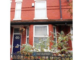 Thumbnail 3 bedroom terraced house to rent in Claremont Road, Manchester