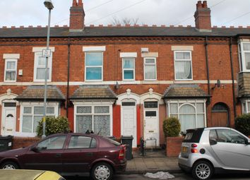 Thumbnail 2 bed terraced house for sale in Ashwin Road, Handsworth, Birmingham