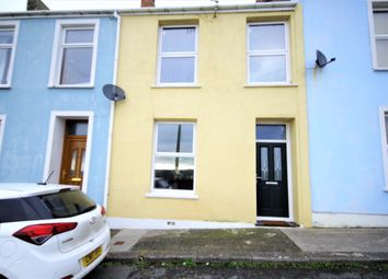 3 bed terraced house for sale in Albany Street, Pembroke Dock SA72