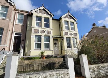 Thumbnail 4 bed end terrace house for sale in Crow Park, Fernleigh Road, Mannamead, Plymouth