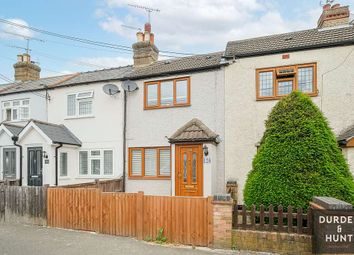 Thumbnail 2 bed terraced house for sale in Hatch Road, Pilgrims Hatch, Brentwood