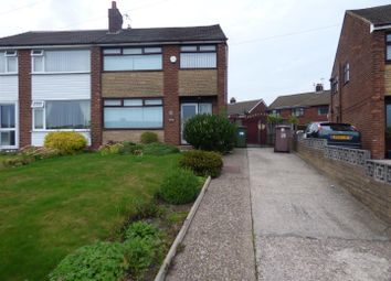 Thumbnail 3 bed semi-detached house to rent in Cranshaw Avenue, Clock Face, St. Helens