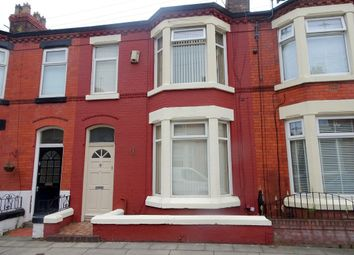 Thumbnail 3 bed terraced house for sale in Ettington Road, Anfield, Liverpool
