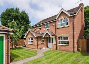 Thumbnail 4 bed detached house for sale in Woodchurch Grange, Sutton Coldfield