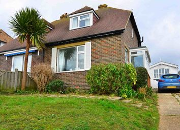 Thumbnail 2 bed semi-detached house to rent in Naildown Road, Hythe