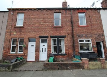Thumbnail 2 bed terraced house for sale in Priory Road, Carlisle