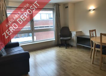 Thumbnail 1 bed flat to rent in The Eigth Day, Oxford Road, Manchester City Centre, Manchester