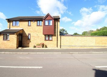 Thumbnail 4 bed detached house for sale in Crane Street, Brampton, Huntingdon