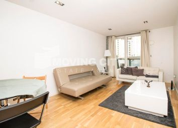 Thumbnail 1 bedroom flat for sale in City Tower, 3 Limeharbour, Canary Wharf