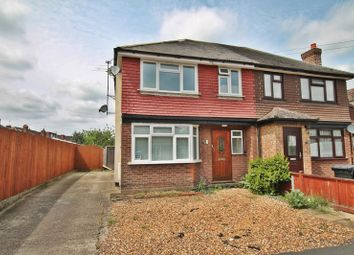Thumbnail 1 bed maisonette to rent in Shackleford Road, Woking