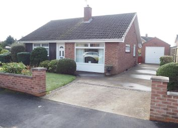 Thumbnail 2 bed bungalow for sale in Marlborough Close, Newark