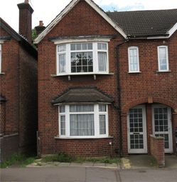 Thumbnail 3 bed semi-detached house to rent in St Albans Road, Watford, Hertfordshire