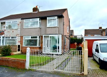 Thumbnail 3 bed semi-detached house for sale in Luscombe Close, Liverpool, Merseyside